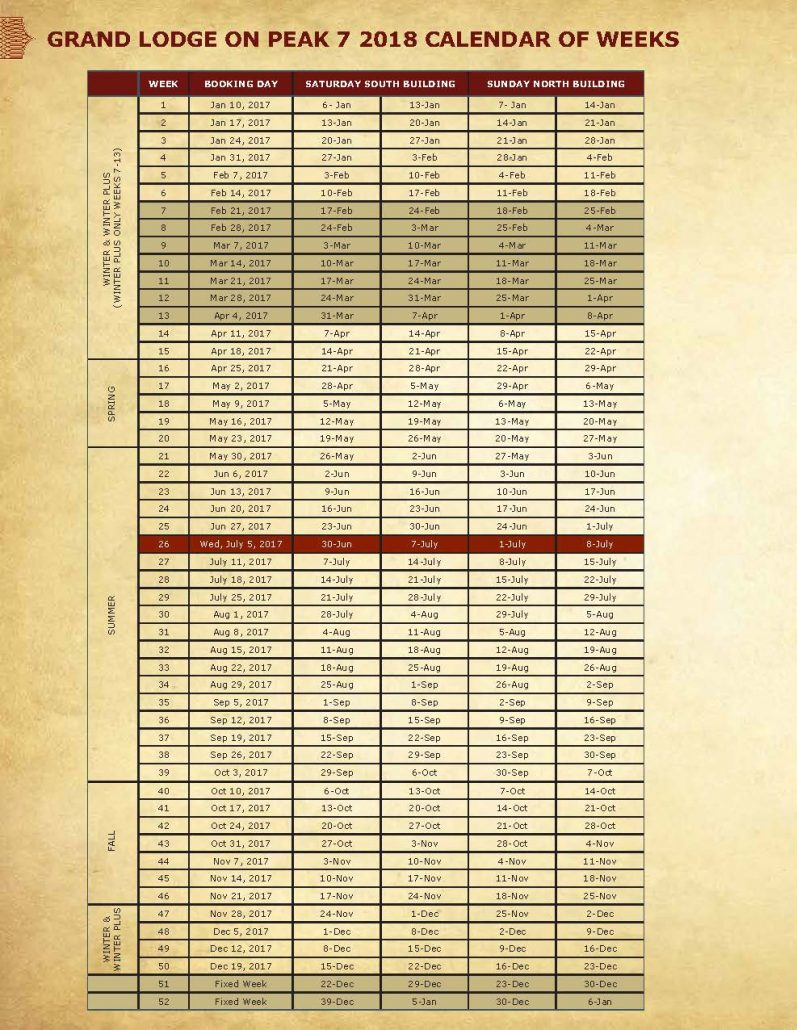 Rci Weeks Calendar 2022.February 2021 Rci Weeks Calendar 2021