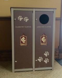 Pet Cloth Container