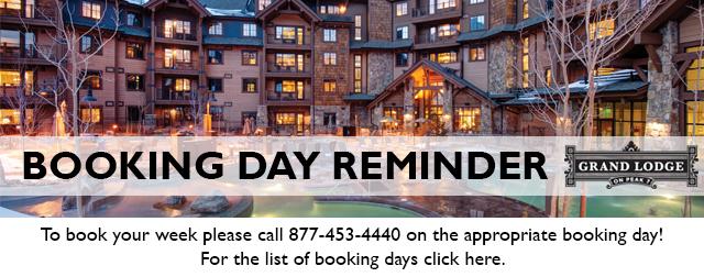 Booking Day Reminder